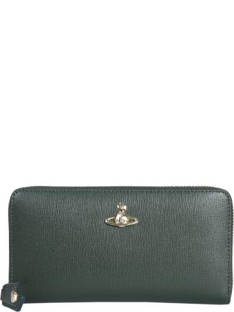 Vivienne Westwood Victoria Zip Around Wallet