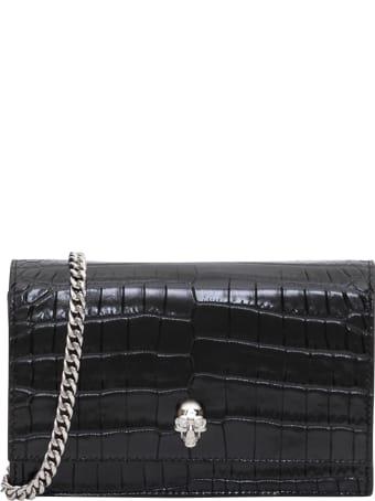 Alexander McQueen Skull Mini Bag Leather.