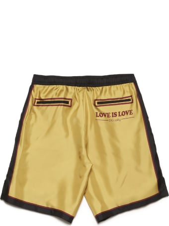 Dolce & Gabbana 'come Here' Shorts