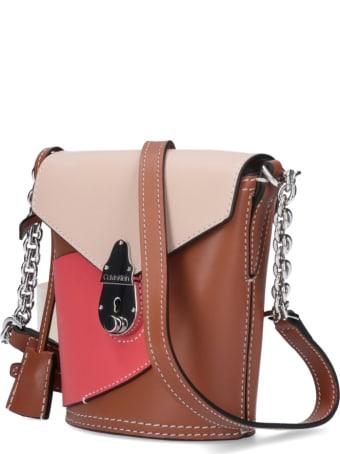 Calvin Klein Color Block Nano Bucket Bag