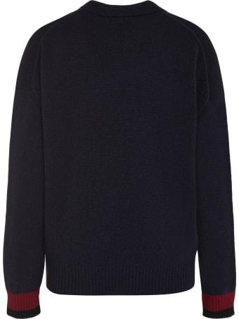 Kenzo Intarsia Wool Sweater