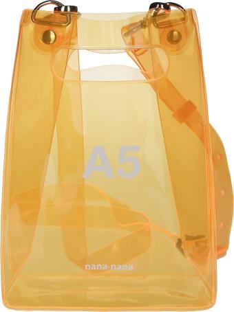 nana-nana A5 Crossbody Bag