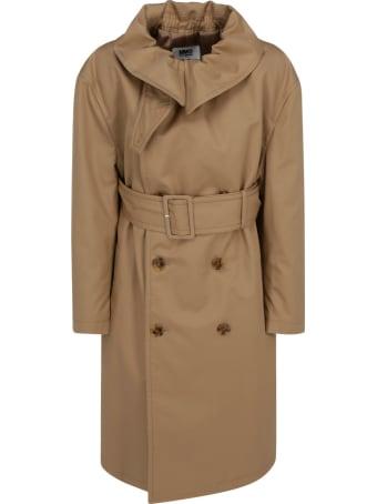 MM6 Maison Margiela Mm6 Trench Coat