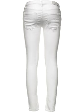 Jacob Cohen Jacob Cohen White Skinny Jeans