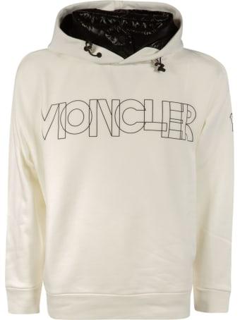 Moncler Hooded Logo Sweater