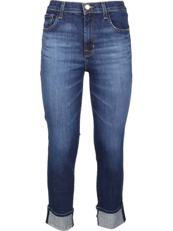 J Brand Ruby High Rise Jeans