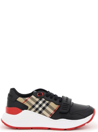 Burberry Lf Ramsey Sneakers