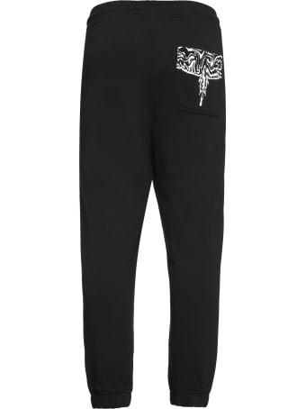 Marcelo Burlon Printed Sweatpants