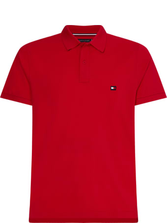 Tommy Hilfiger Tommy Hilfiger Cotton Polo Shirt