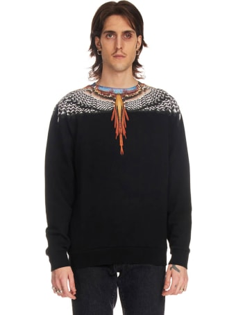 Marcelo Burlon Grizzly Wings Sweatshirt
