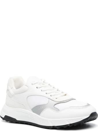 Hogan White Hyperlight Sneakers