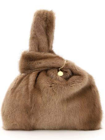 Simonetta Ravizza Furrissima Mink Handbag
