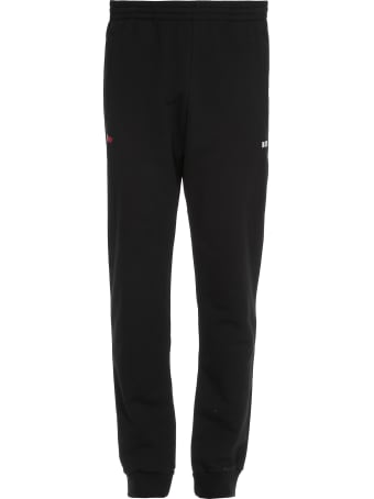 MSGM Trousers With Logo