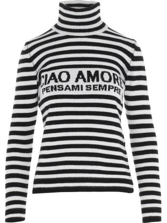 Giada Benincasa 'ciao Amore Pensami Sempre' Sweater