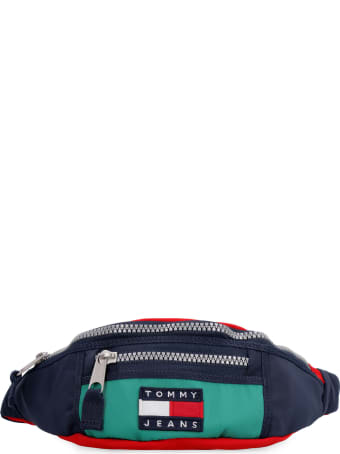 Tommy Jeans Nylon Belt Bag With Patch