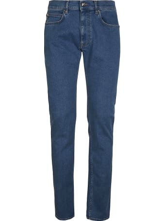 Versace Slim Fit Classic Jeans