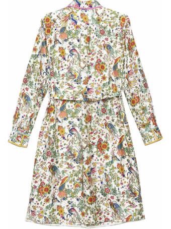 Tory Burch 'new Ivory' Dress