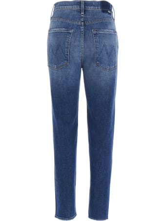 Mother 'the Scrapper Ankle' Jeans
