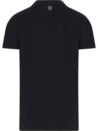 Philipp Plein 'skull On Faire'' T-shirt