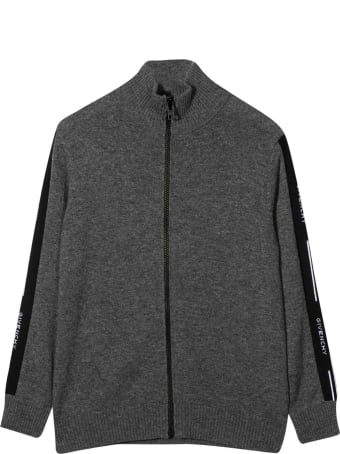 Givenchy Gray Cardigan