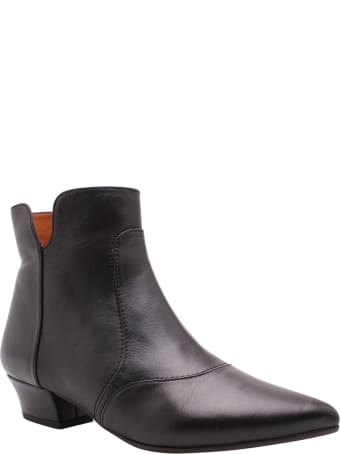 Chie Mihara 'rocel' Leather Boots