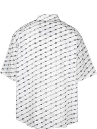 Balenciaga Licence Print Shirt
