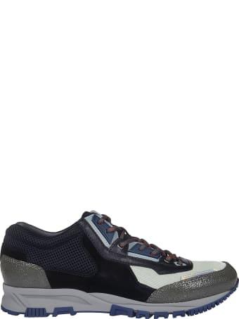 Lanvin Mesh Detail Sneakers