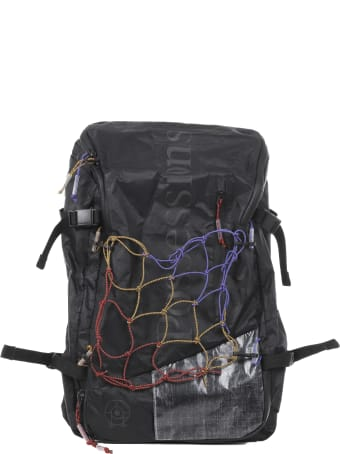 Peak Performance X Ben Gorham Black Ski Backpack