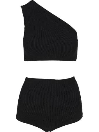 Bottega Veneta One-shoulder Two-piece Bikini
