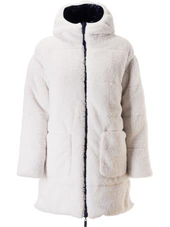 Ciesse Reversible Hoody Long Jacket