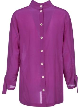 Jejia Rear Buttoned Shirt