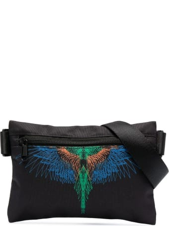 Marcelo Burlon Belt Bag With Print