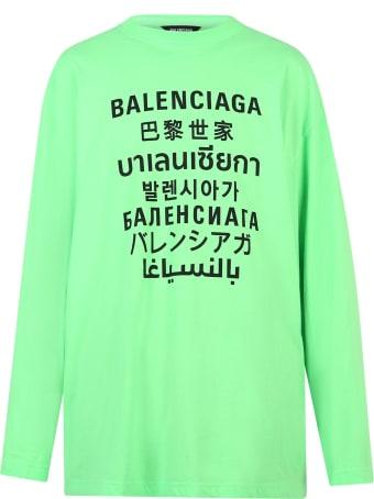 Balenciaga Branded T-shirt
