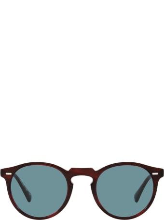 Oliver Peoples Oliver Peoples Ov5217s Bordeaux Bark Sunglasses