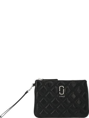 Marc Jacobs 'the Quilted Softshot' Wallet