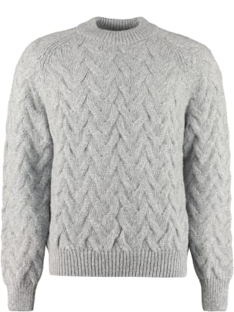 Séfr Abi Cable Knit Sweater
