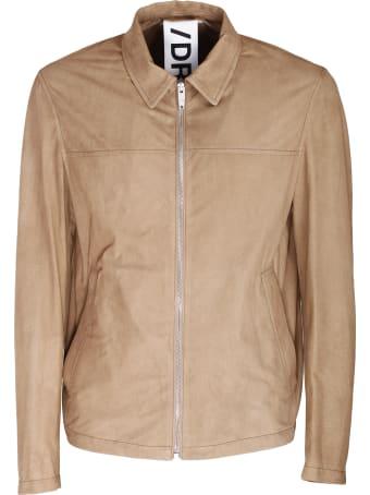 DRM Drome leather jacket
