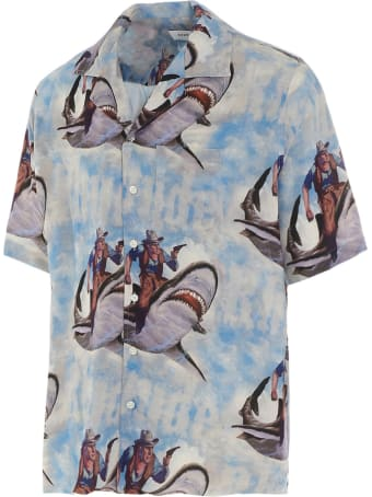 Rhude 'shark' Shirt