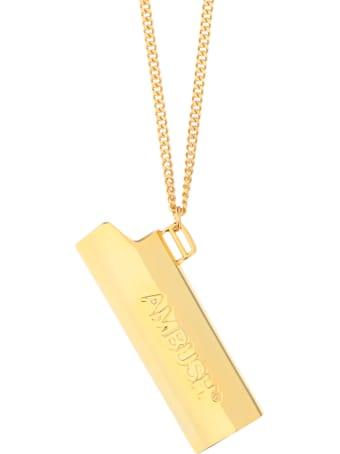 AMBUSH Lighter Case Necklace