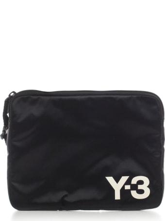 Y-3 Pouch Travel Bag