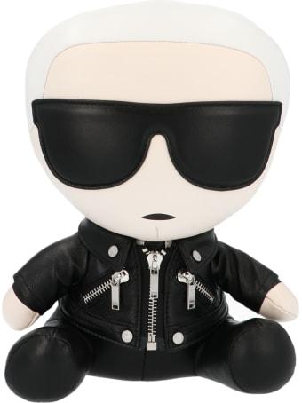 Karl Lagerfeld 'ikonik Karl' Door Stop