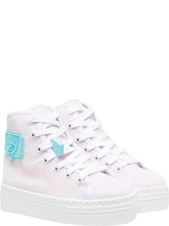 Chiara Ferragni White Sneakers