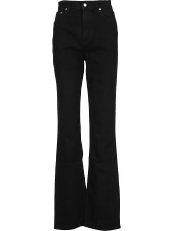 Helmut Lang High-waisted Denim Jeans
