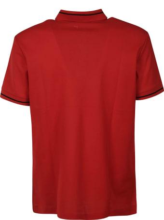 Burberry Logo Patch Polo Shirt