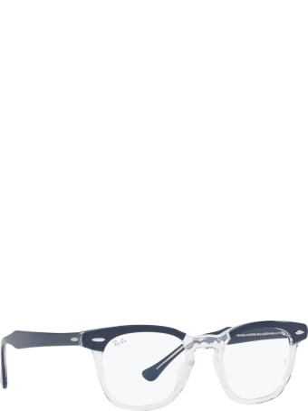 Ray-Ban Ray-ban Rx5398 Blue On Transparent Glasses