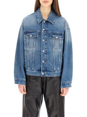 MM6 Maison Margiela Vintage Denim Jacket