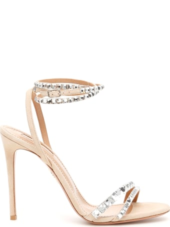 Aquazzura So Vera 105 Sandals