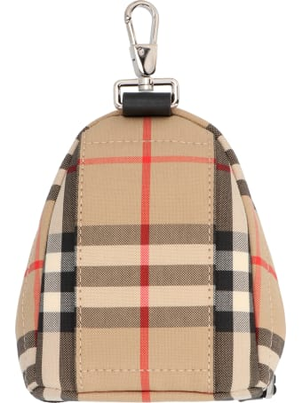 Burberry 'mini Jett' Keyring