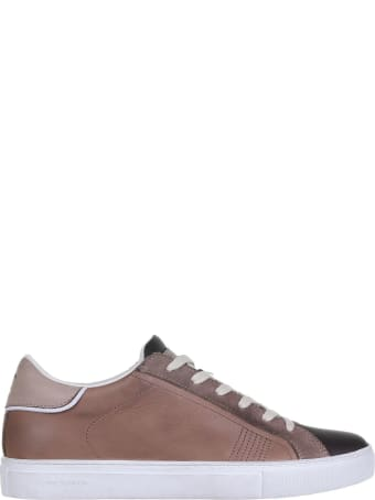 Crime london Sneakers With Multicolor Leather