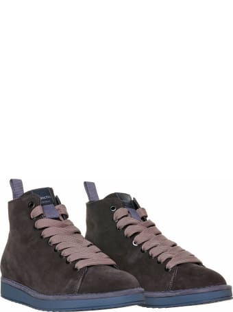Panchic Panchic Ankle Boots Dark Brown